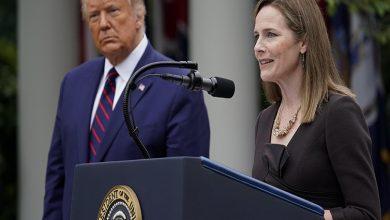 صورة مجلس الشيوخ يبدأ بالاستماع إلى مرشحة ترامب للمحكمة العليا