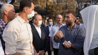 صورة فقط في سوريا: ملف فساد المسؤول يوازي ترقيته