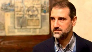 صورة رامي يحرج بشار وأسماء بتبرعه بـ 7 مليار ليرة سورية من مبالغه المحجوزة