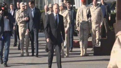 صورة الأسد: روسيا ستجبر العالم على تطبيق القانون الدولي