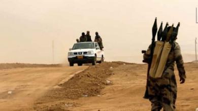 """صورة التحالف الدولي يستهدف مواقع """"داعش"""" في البادية السورية"""