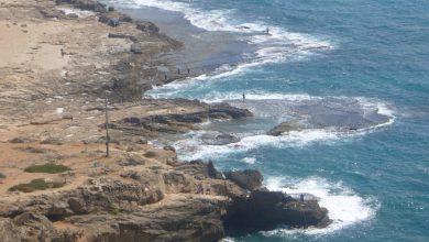 """صورة """"عون"""": ترسيم الحدود لا يشمل الجزر الفلسطينية"""
