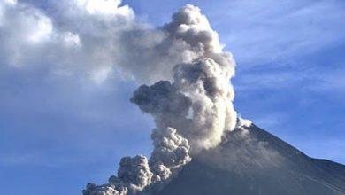 """صورة """"إندونيسيا"""" مهددة بانفجار بركان بـ""""جاوا"""""""
