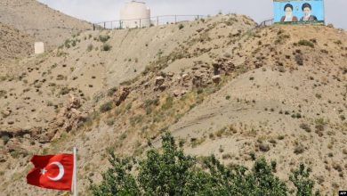 """صورة اجتماع """"تركي_ إيراني"""" حول أمن الحدود"""