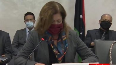 """صورة انطلاق أعمال اللجنة العسكرية الليبية المشتركة بـ""""غدامس"""""""
