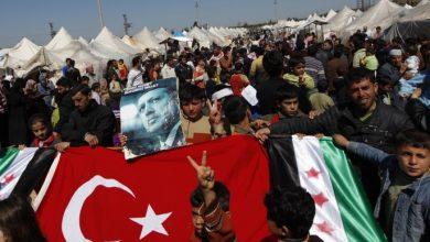 صورة عدد السوريين الذين يرغبون بالعودة من تركيا لسوريا