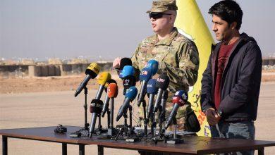 """صورة التحالف الدولي ينفي نيته الانسحاب من """"سوريا"""""""