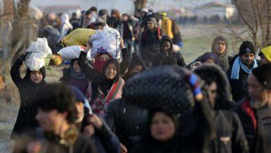 صورة منظمة: الحل السياسي طريق عودة اللاجئين السوريين