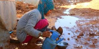 صورة المنسق الأممي للإغاثة: ثلث نازحي سوريا بدون مأوى