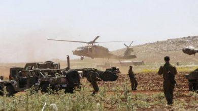 صورة نذر هجوم إسرائيلي على إيران…ولكن أين!؟