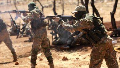 """صورة مناورات عسكرية جديدة لـ """"تحرير الشام"""" في إدلب"""