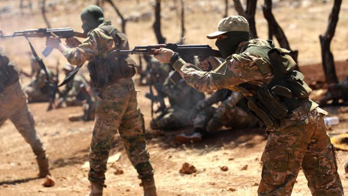 مناورة عسكرية
