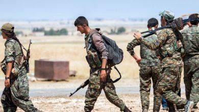 """صورة قتلى من """"قسد"""" بعملية للجيش الوطني شمال حلب"""