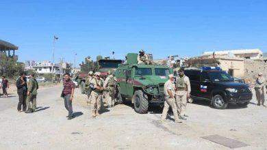 صورة الدفاع الروسية: انفجار عبوة ناسفة بقواتنا في درعا