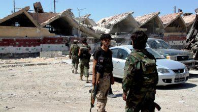 """صورة درعا تشتعل.. قتلى من """"الجوية"""" وتعزيزات للكرك واشتباكات بين الأمن العسكري"""