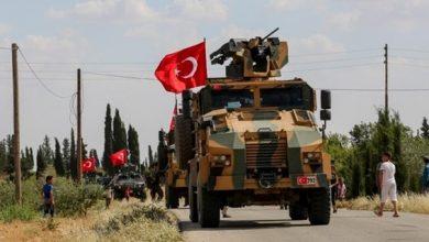 صورة تواصل مسلسل انسحاب النقاط التركية من مناطق الجيش السوري