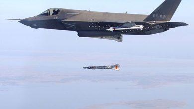 صورة أمريكا تنجح بإلقاء قنبلة نووية من طائرة شبحية
