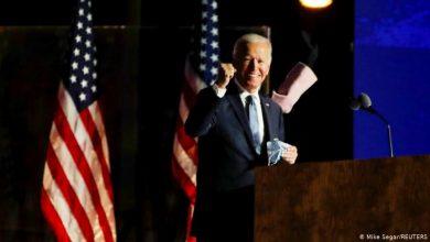 صورة بايدن: حصلت على أعلى نسبة أصوات بتاريخ أمريكا