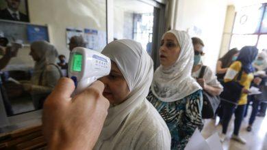 """صورة انتشار """"كورونا"""" في سوريا يجبر وزير الصحة للتحرك"""