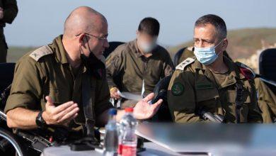 صورة الجيش الإسرائيلي: سنستهدف المواقع الإيرانية في سوريا