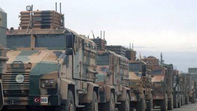 صورة تركيا تكثف تحركاتها العسكرية في إدلب