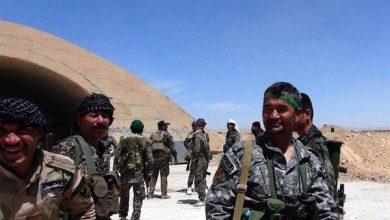 صورة 19 قتيلاً بقصف مجهول على مواقع إيرانية في البوكمال