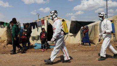 صورة مشافى الكورونا في إدلب تصل لمرحلة الذروة