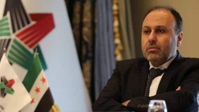 """صورة """"الائتلاف"""" لـ """"ملفات سوريا"""": نستعد للانتخابات القادمة"""