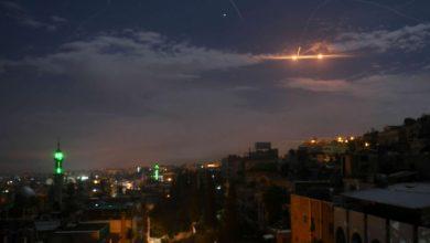 صورة تعرف على مواقع القصف الإسرائيلي الذي تسبب بمقتل ضباط جنوب دمشق