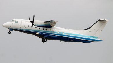 صورة طائرة أمريكية تهبط في لبنان تثير جدل صفقة بين واشنطن والأسد