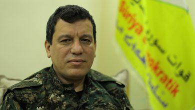 """صورة عبدي: الـ """"PKK"""" يستحوذ على مناصب عليا في """"قسد"""""""