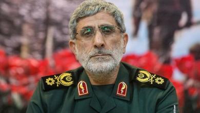 """صورة قائد """"فيلق القدس"""" للميليشيات الإيرانية: لا تستفزوا أمريكا"""