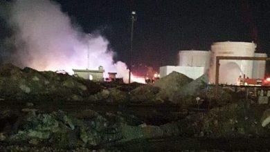 """صورة """"داعش"""" يتبى الهجوم على مصفاة نفط في العراق"""