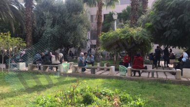"""صورة تحقيق لـ""""ملفات سوريا"""": الجامعات تجارة """"مواد"""" بحماية حزب البعث"""