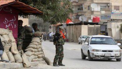 """صورة بعد فشلها مداهمة قرى درعا .. """"الفرقة الرابعة"""" تحشد المزيد من القوات"""