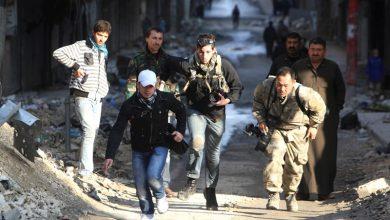 صورة مقتل إعلامي واحتجاز 3 آخرين جميعهم في إدلب خلال شهر تشرين الأول