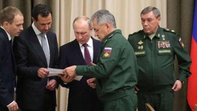 صورة شويغو: مستمرون يتجربة أسلحتنا في سوريا