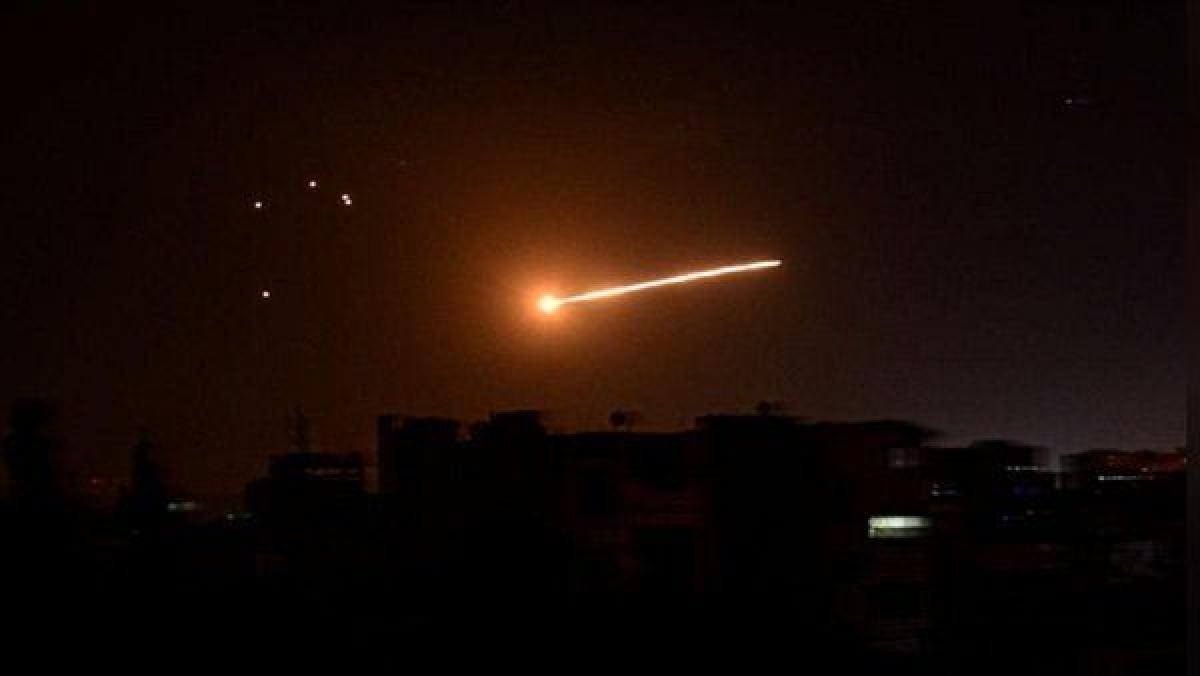 Israel-strike