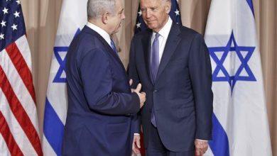 """صورة مع فوز """"بايدن"""" فلسطين تسحب اتفاقاتها مع إسرائيل وأمريكا"""