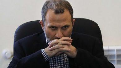 صورة الخزانة الأمريكية تدرج جبران باسيل على لائحة العقوبات