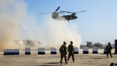 صورة أمريكا تخفض وجودها في العراق