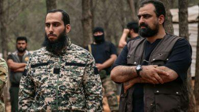 صورة صوفان يكمل انقلابه ويعلن قيادته لأحرار الشام