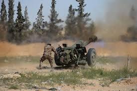 """صورة """"الفتح المبين"""" يستهدف الجيش السوري جنوبي إدلب والأخير يرد"""