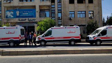 صورة مئات الإصابات بكورونا بين الكوادر الطبية في إدلب