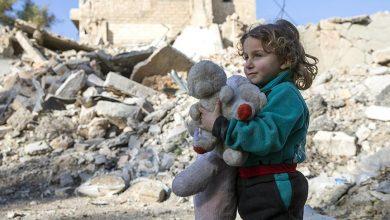 صورة تقرير: سوريا ضمن الدول الأكثر عنفاً اتجاه الأطفال