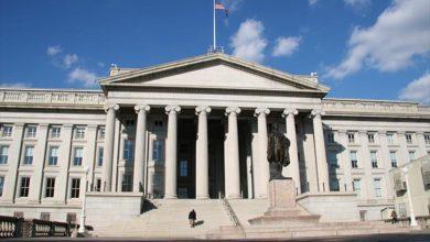 """صورة الخزانة الأمريكية تفرض عقوبات على شركات """"القاطرجي"""""""