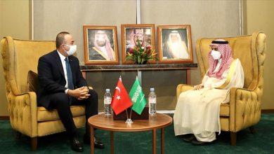 صورة تقارب سعودي تركي مفاجئ قد يفضي لمصالحة