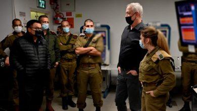 """صورة إسرائيل: قصفنا مواقع تابعة لـ """"فيلق القدس"""" والجيش السوري"""