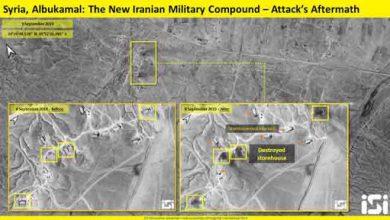 صورة إيران تستقبل بايدن بترميم وتوسيع قواعد عسكرية في سوريا