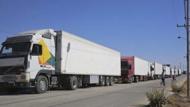 صورة السعودية تطالب العراق بفتح أراضيها أمام الشاحنات السورية المتجهة للخليج